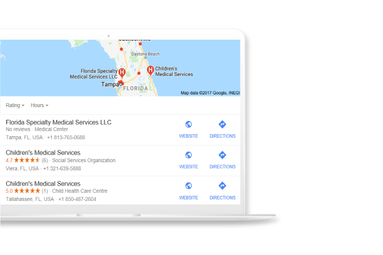 Local SEO for Medical Services citations
