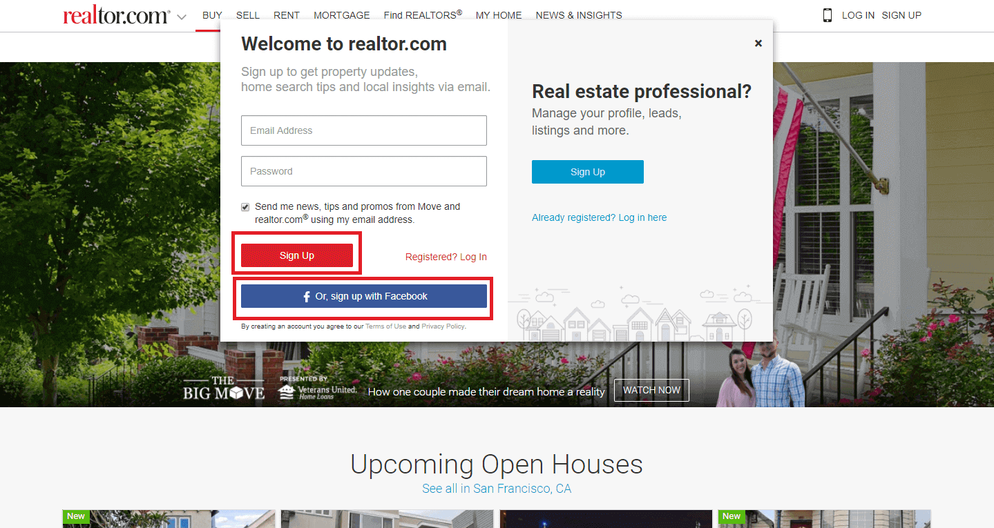 Add Business to Realtor 3 TribeLocal